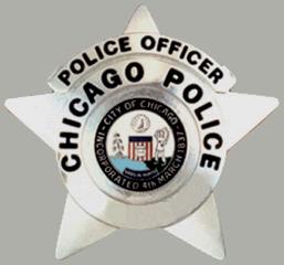 working cop badge